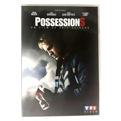OCCASION - DVD Possessions avec Julie Depardieu, Jérémie...