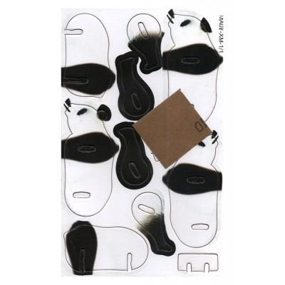 Puzzle en bois 3D Panda