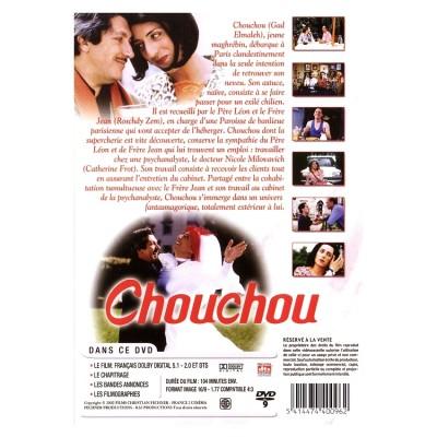 DVD Chouchou