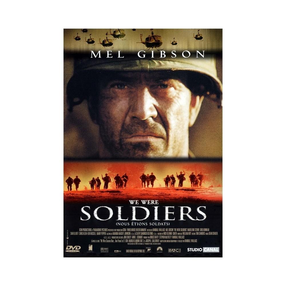 dvd nous étions soldats