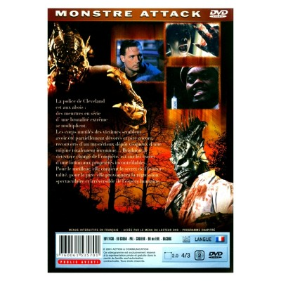 DVD Shadow creature