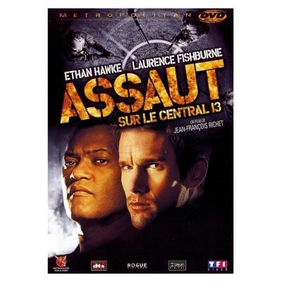 DVD Assaut sur la centrale 13