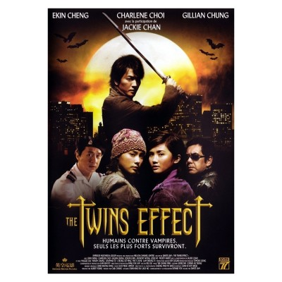 DVD The Twins effect