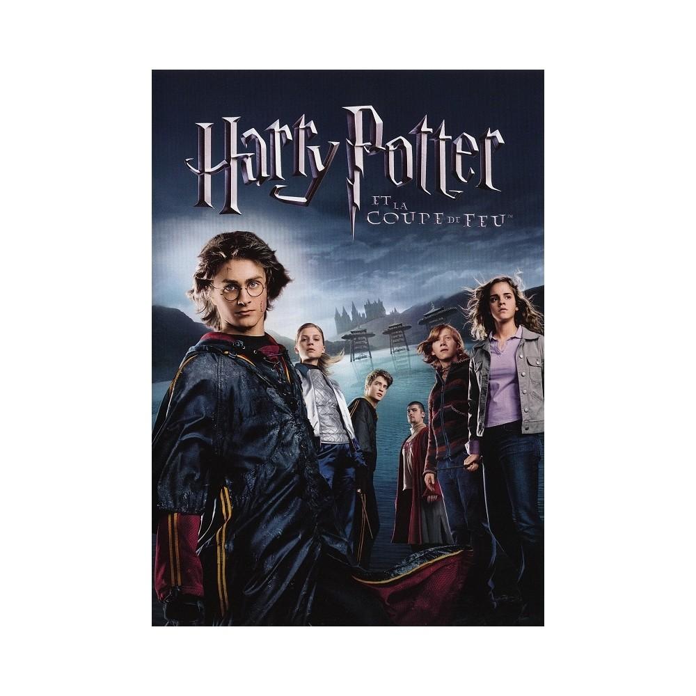 DVD Harry Potter et la coupe de feu