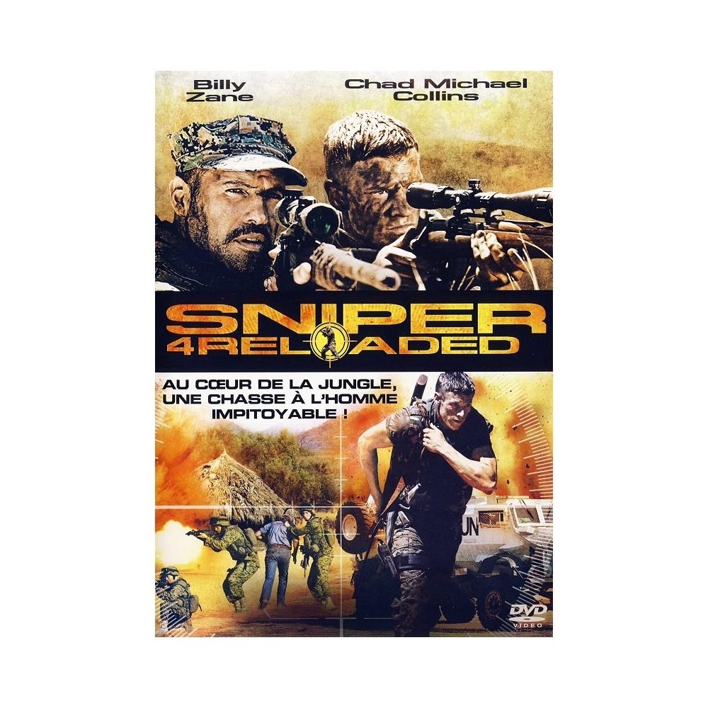 DVD Sniper 4 Reloaded