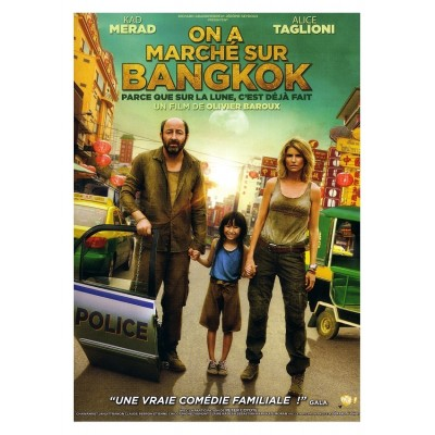 DVD On a marché sur Bangkok