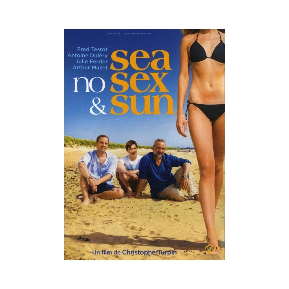 DVD Sea No Sex & Sun