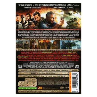 DVD L'agence tout risque