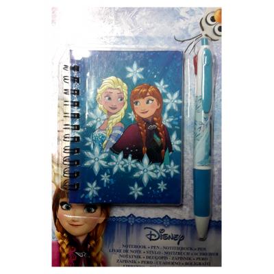 Livre de note Disney + Stylo