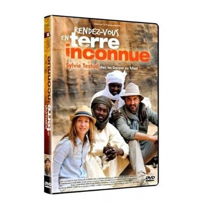 DVD Rendez-vous en terre inconnue - Sylvie Testud