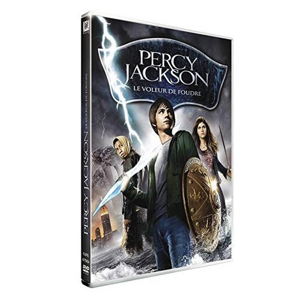 DVD Percy Jackson : Le Voleur de Foudre