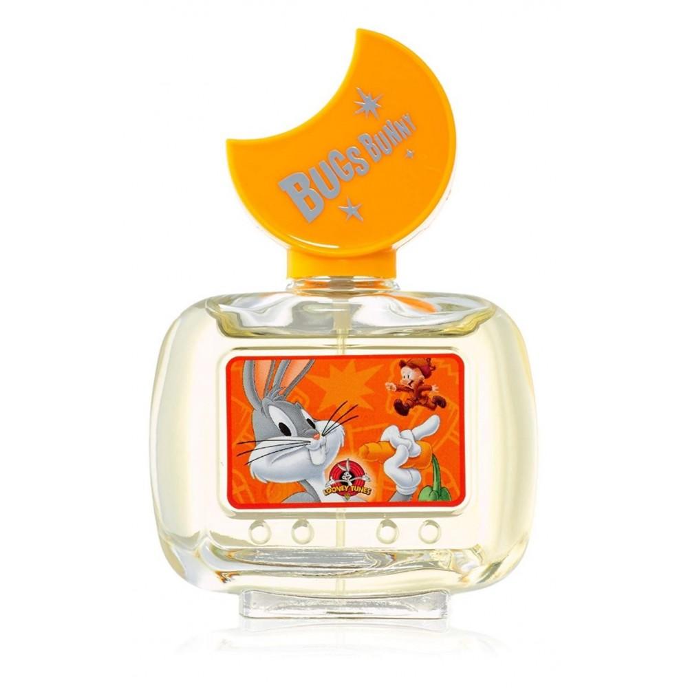 Looney Tunes Bugs Bunny Eau de Toilette en flacon Vaporisateur pour elle ou lui 50 ml