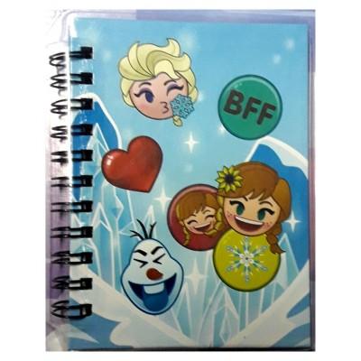 Livre De Note Disney Emoji Stylo
