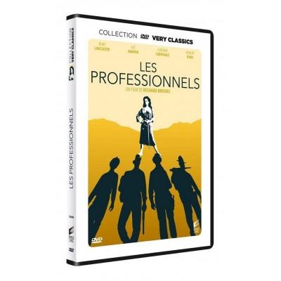 NEUF - DVD Les Professionnels