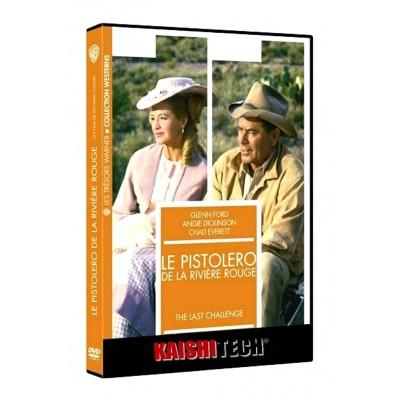 DVD Le pistolero de la rivière rouge
