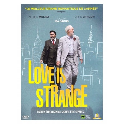DVD love is strange
