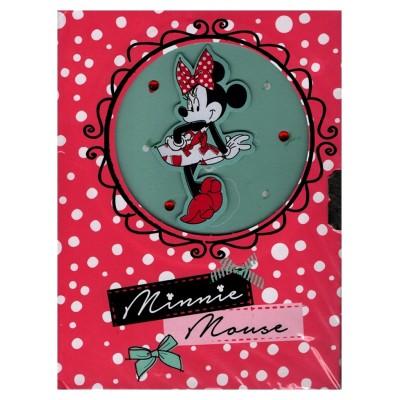 Journal intime Minnie + clés