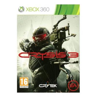 NEUF - Crysis 3 XBOX 360 VERSIONE ITALIANA