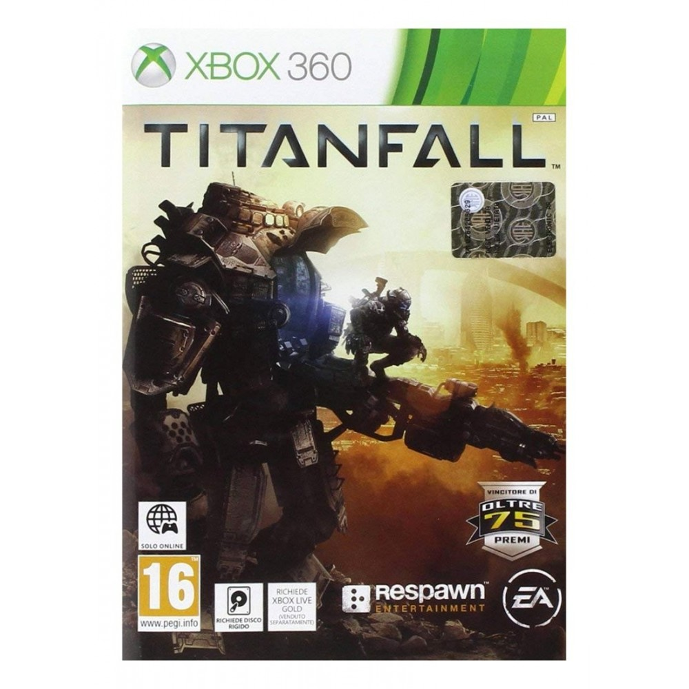 Titanfall XBOX 360 VERSIONE ITALIANA