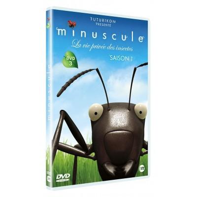 DVD Minuscule : la vie privée des insectes - Saison 1