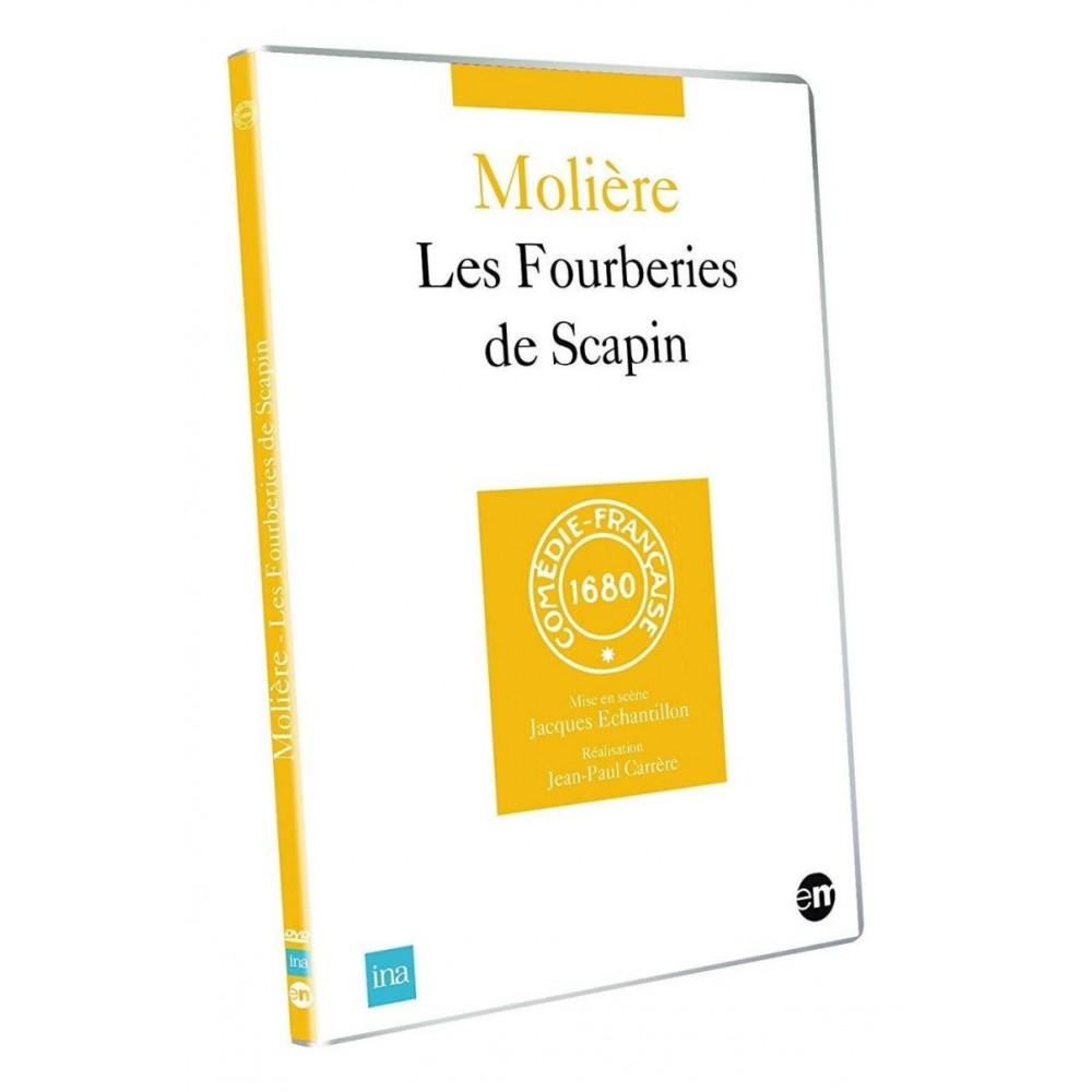 DVD Molière Les Fourberies de Scapin