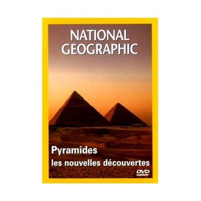 DVD National Geographic - Pyramides, les nouvelles découvertes
