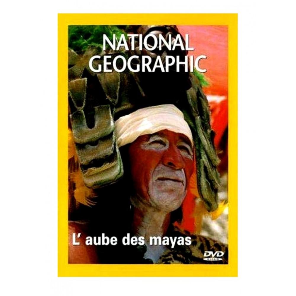 DVD National Geographic - L'aube des Mayas