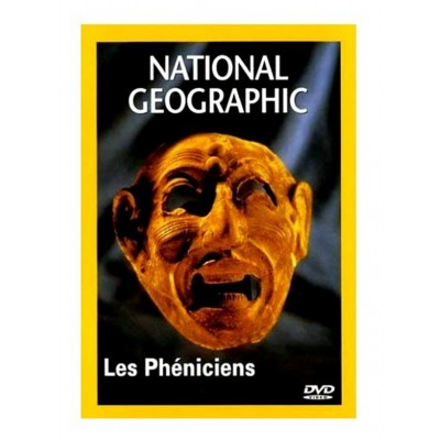 DVD National Geographic - Les phéniciens