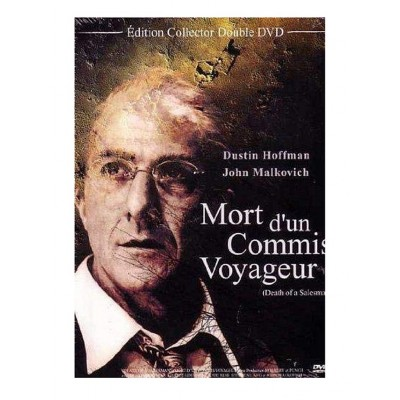 DVD Mort d'un commis voyageur