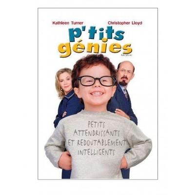 NEUF - DVD Les p'tits génies