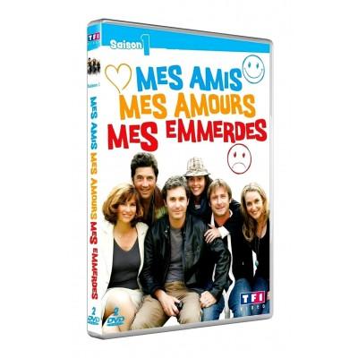 DVD Mes amis, mes amours, mes emmerdes - Saison 1