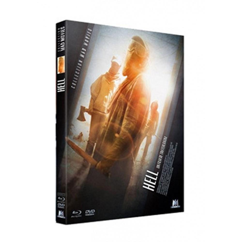 BLU-RAY/DVD Hell [Combo Blu-Ray + DVD]