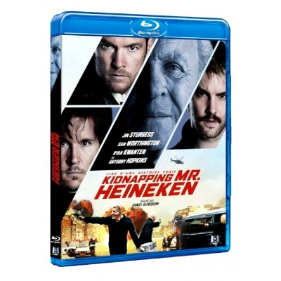 BLU-RAY Kidnapping Freddy Heineken