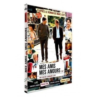 DVD Mes amis, mes amours
