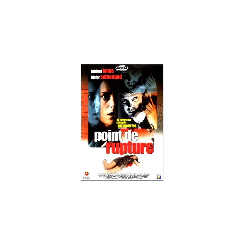 DVD Point de rupture