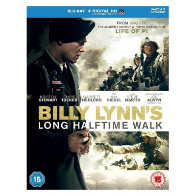 BLU-RAY Billy Lynn's Long Halftime Walk (UN JOUR DANS LA VIE DE BILLY LYNN)