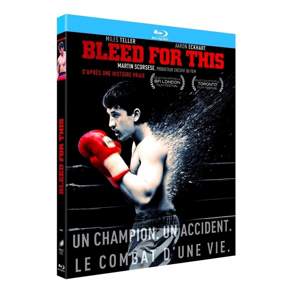 BLU-RAY Bleed for This