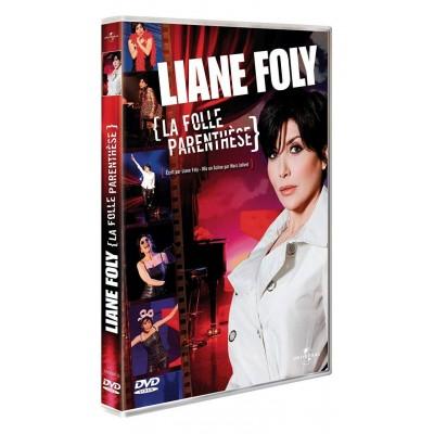 DVD Liane Foly : la folle parenthèse