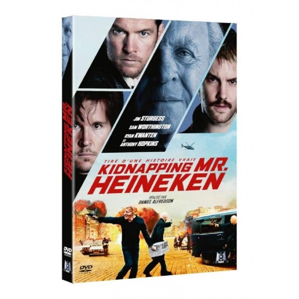 DVD Kidnapping Freddy Heineken