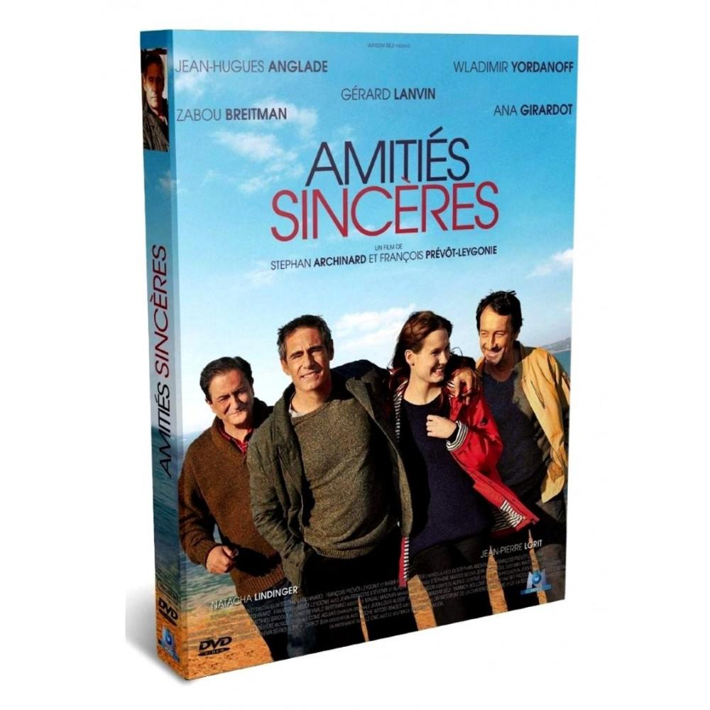 DVD Amitiés sincères