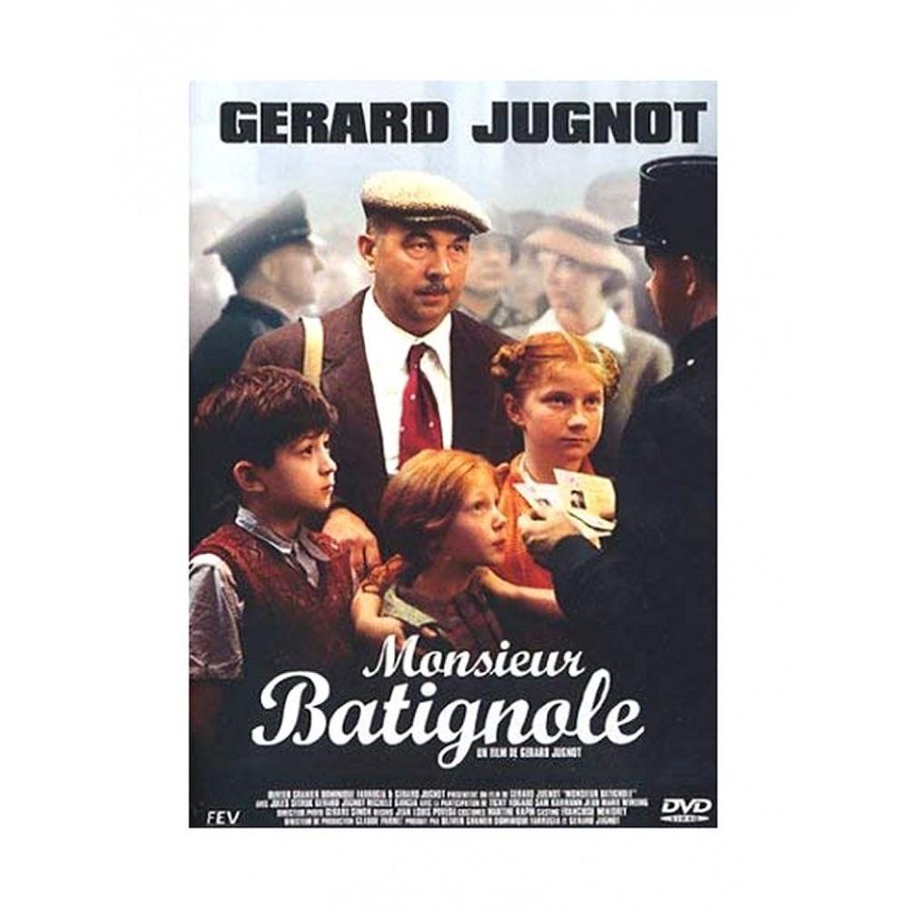 DVD Monsieur Batignole