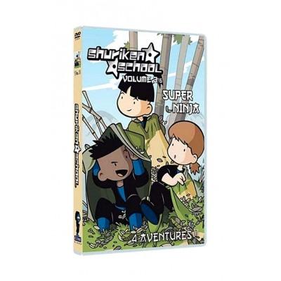 DVD Shuriken School - Vol. 3/6 : Super Ninja