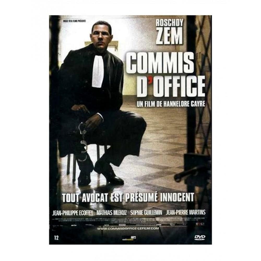 DVD Commis d'office