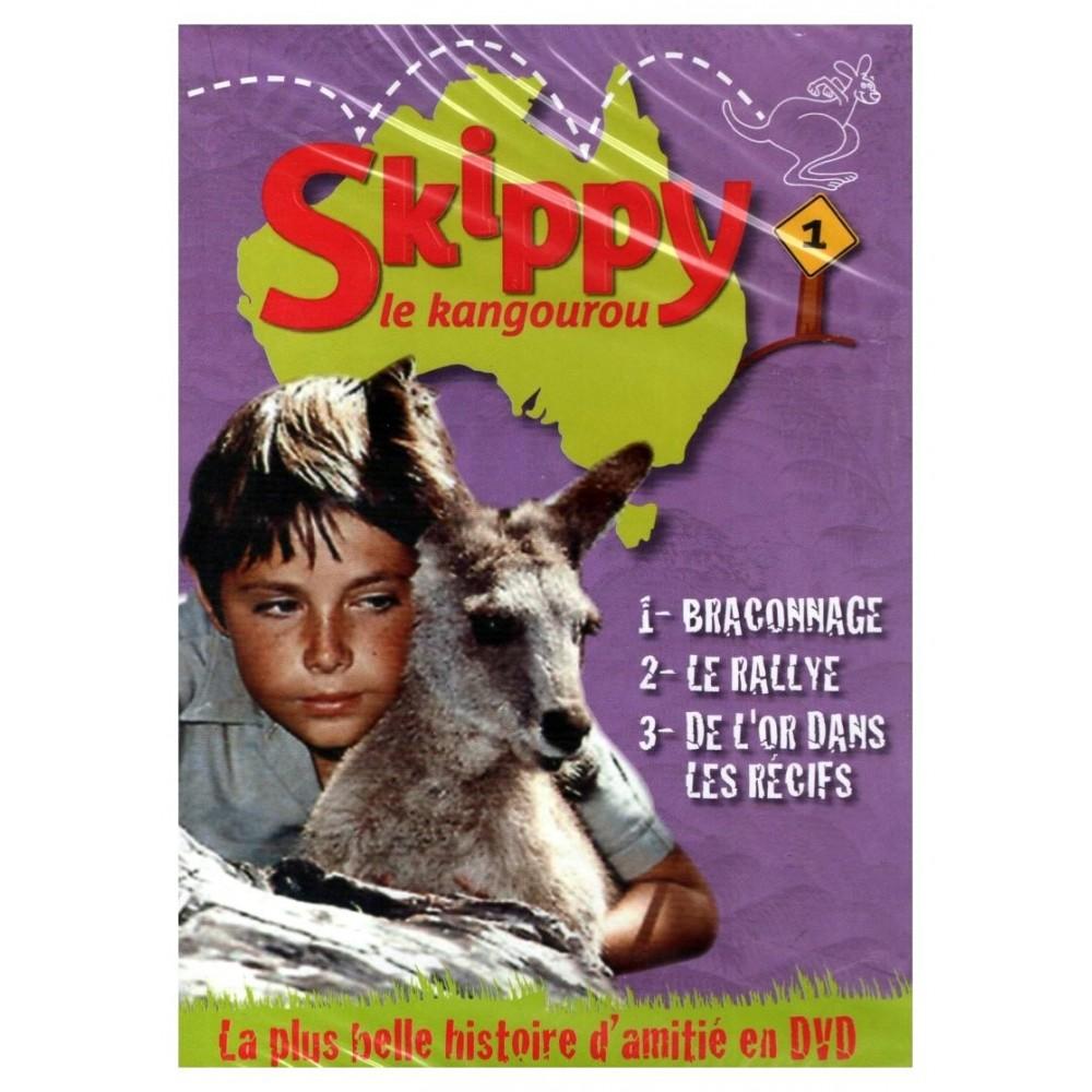 DVD Skippy le Kangourou N°1 - 3 épisodes