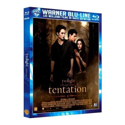 BLU-RAY Twilight - chapitre 2 : Tentation