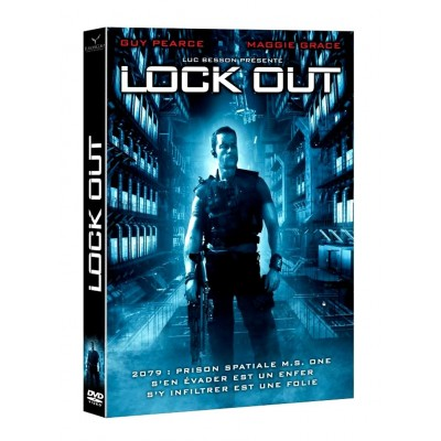 DVD Lock Out