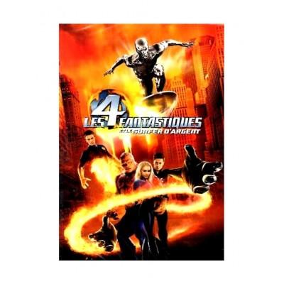 DVD Les 4 Fantastiques et le Surfer d'Argent