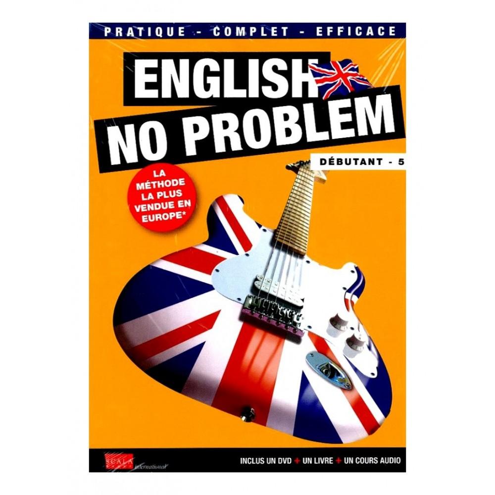 DVD ENGLISH NO PROBLEM - UN DVD + UN LIVRE - DEBUTANT 5