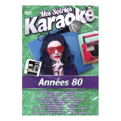NEUF - DVD Mes soirées Karaoké années 80 - volume 1