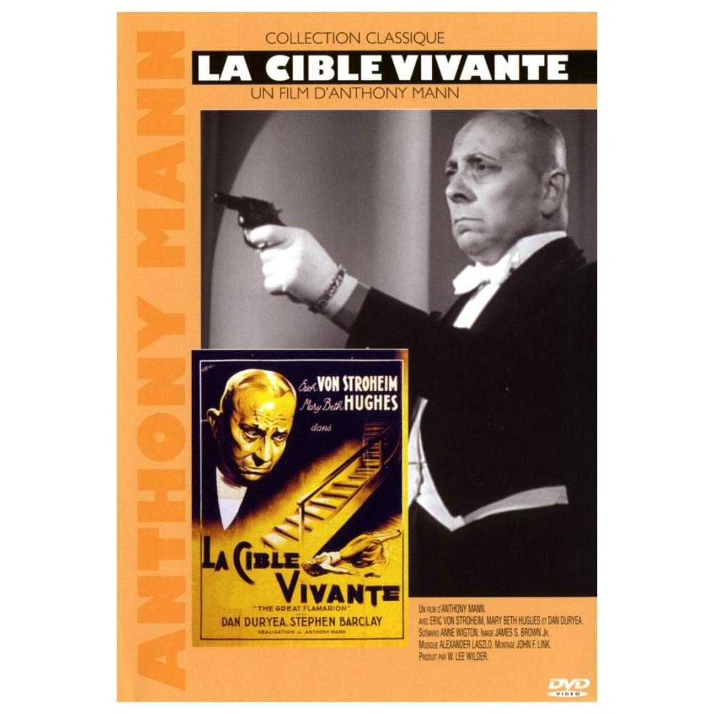 DVD La cible vivante